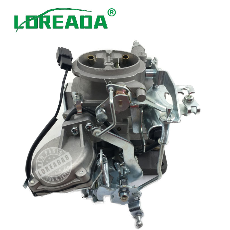 LOREADA CARBURETOR  for TOYOTA 12R RN30  Engine OEM 21100-31410/21100-31411 manufacture  High quality Warranty 20000 Miles carburetor carb engine for dodge plymouth 318 engine carter c2 bbd barrel new arrival