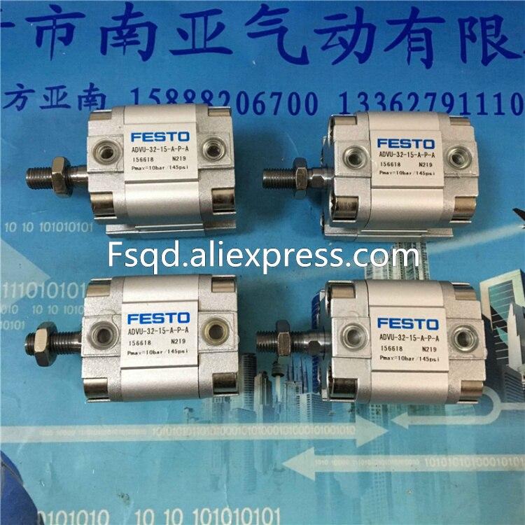 ADVU-32-20/25/30-A-P-A   FESTO Compact cylinders  pneumatic cylinder  ADVU series