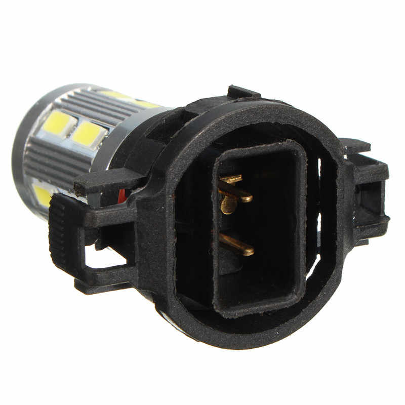 2x PSX24W H16 Автомобильный свет Шарообразная светодиойдная лампа 5730/5630 противотуманная фара SMD фар дальнего света освещение белый 6000 K 12 V