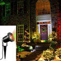 Outdoor Lawn Light Sky Star Laser Spotlight Light Shower Landscape Park Garden Lights Christmas Garden Party Decorations