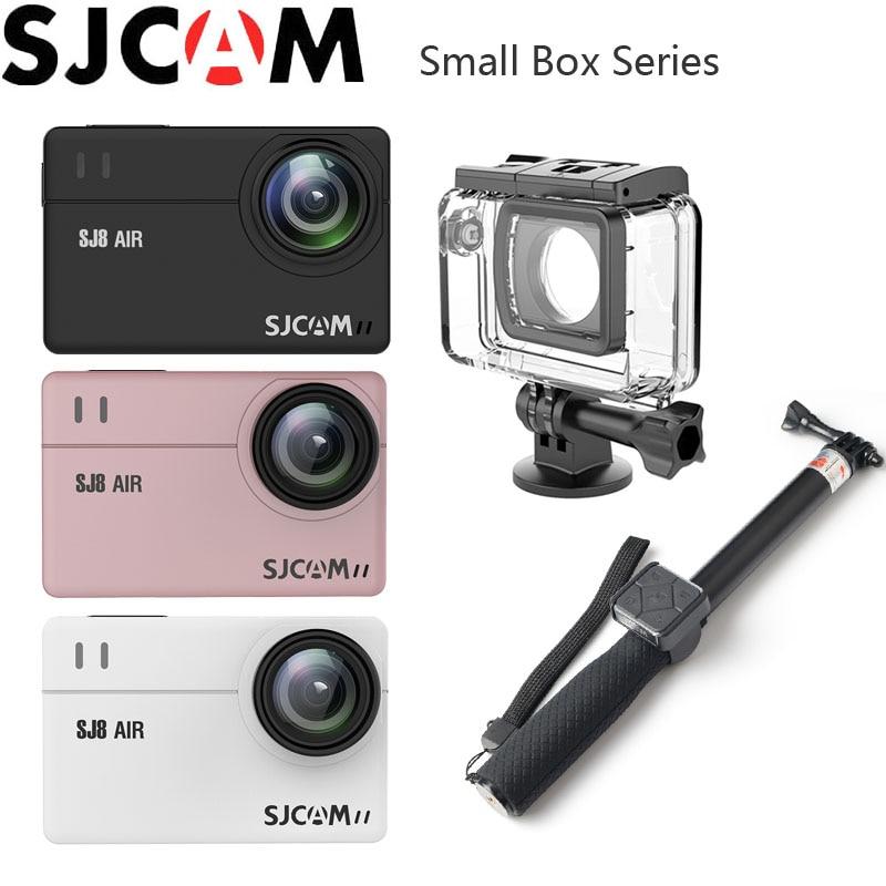 SJCAM SJ8 AIR Action Caméra WiFi 1080 p Full HD 30 m Boîtier Étanche Sport DV 1296 p Extrême D'origine SJ En Plein Air Sport Cam