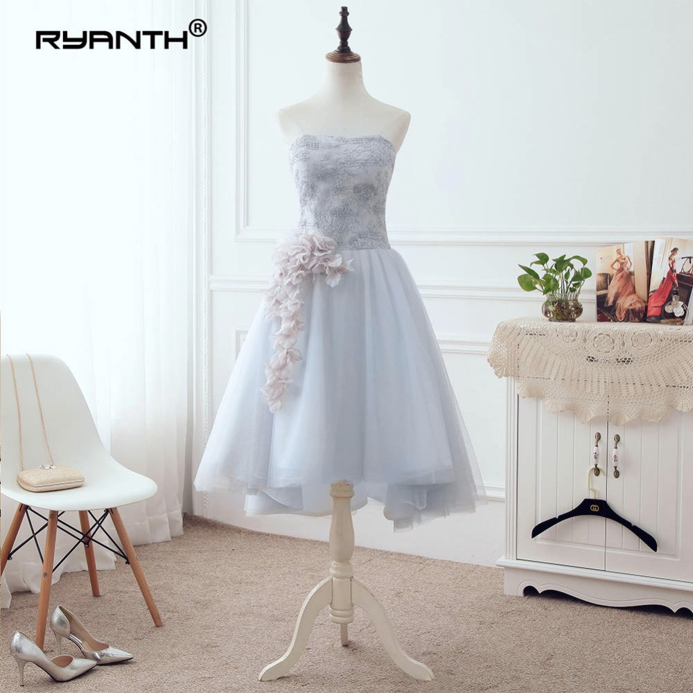 Ryanth Custom Made Short   Prom     Dresses   2019 Sexy Lace Up   Prom   Gown Formal   Dress   Women Occasion Party   Dresses   Robe De Soiree