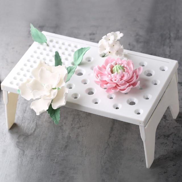 Cake Decorating Shelf Sugar Craft Fondant DIY Foldable Gum Paste ...