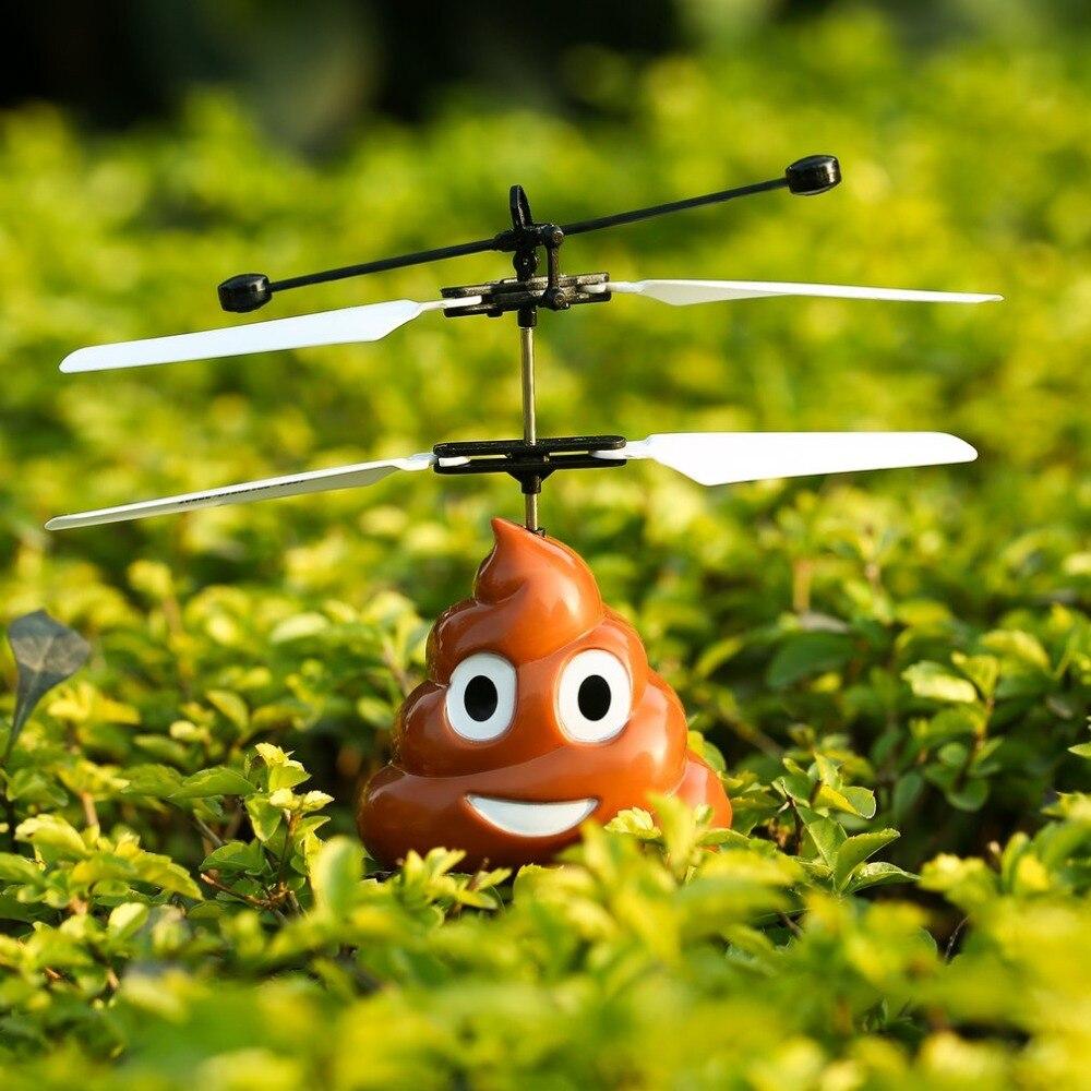 Auto volant UFO planant Ball drone avec infrarouge à main Capteur Flottant Kids Toy