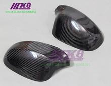 Carbon Fiber Mirror Covers for BMW E90 2009-2011 Stick a (decoration)
