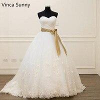 Vestidos De Noiva реальные Интернет магазин Китай Robe De Mariage ленты с цветами Кружево Винтаж свадебное платье свадебные платья