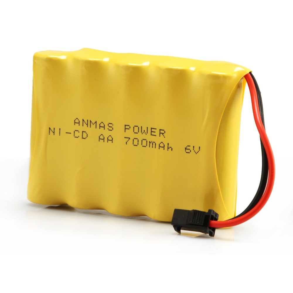 6v 250ma Nimh Nicd Battery Usb Charger For 5s Port Aa And By Ic 393 1 Pack Anmas Power 700mah Ni Cd Rechargeable Piles Rechargeables