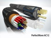 PS Audio PerfectWave AC-12 cable de 2.0 Metro Versión EE. UU., nuevo en caja!!!