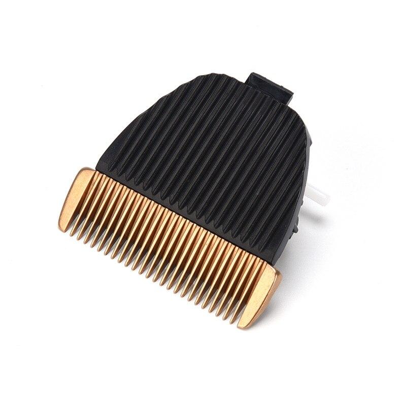 Покрытая керамическим титановым стальным лезвием головка для укладки волос аксессуары для мужчин взрослых перезаряжаемый триммер для ухода за волосами для RCS291HQ 42