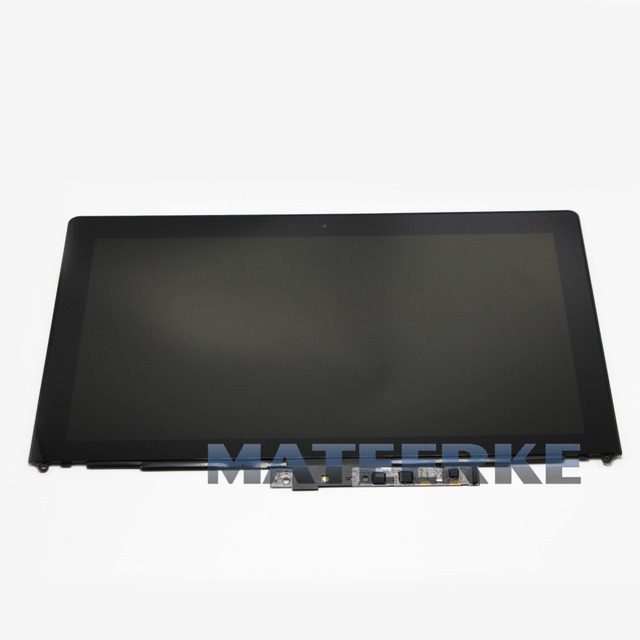 Original New LCD Assembly For Lenovo IdeaPad Yoga 13 LP133WD2(SL)(B1) LP133WD2 SLB1 With Bezel,1600*900