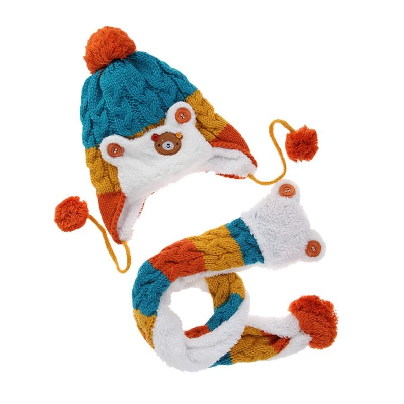 Cute Baby Winter Neck