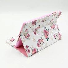 FULAIKATE Color TPU Soft Holster for ipad mini 1 2 3 Smart Cover Flip Case for IPAD mini3 Mini 4 Cartoon Stand Back Cover цена и фото