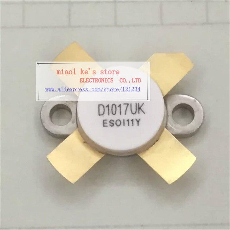 D1017   D1017UK -   METAL GATE RF SILICON FET