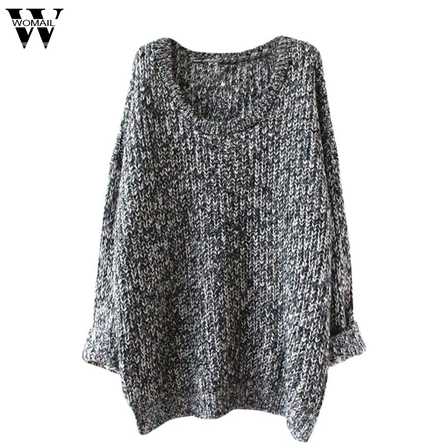 Womail turtleneck sweater female women turtleneck knitted sweater female knitted christmas sweater Winter Cotton Pullovers nov30