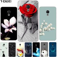 For Meizu 15 Lite Case Silicone Soft TPU Phone Case For Meizu 15 Lite 15Lite M15 M871Q M871H Case Cover 5.46 Fashion Slim Fundas