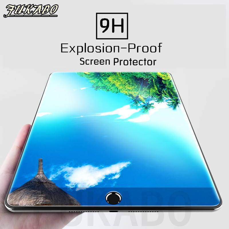 9H Real Tempered Glass Screen Protector Guard Film Cover For iPad Mini 1 2 3 4