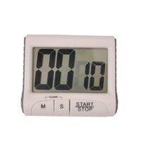 Free Shipping Magnet Kitchen Timer Large LCD Screen Kitchen Timer Electronic Digital Timer