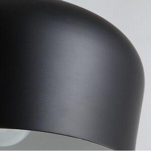 Современные подвесные светильники ретро скандинавский светильник подвесной Железный чердак лампа led для кухни столовой lampara industria светильн...