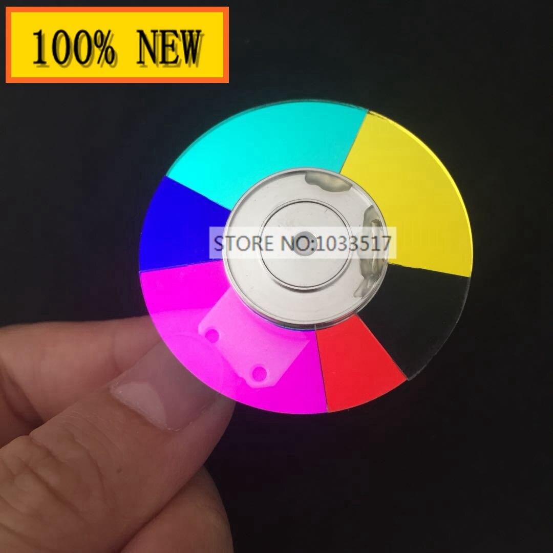 Original DLP Projector Colour Color Wheel Model For Acer H5360 color wheel (6 colors)