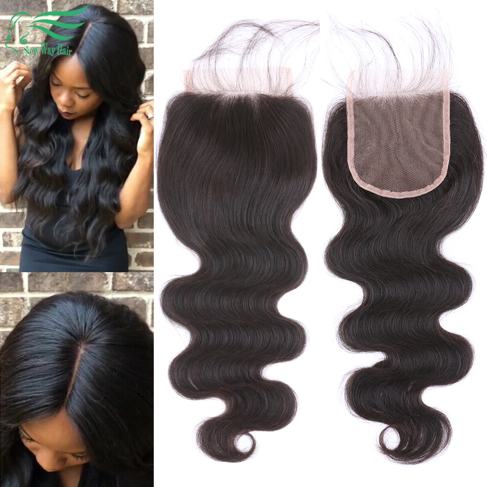 Where to buy hair closures - 7a Grade Cheap Brazilian Lace Closure Virgin Hair Brazilian Body Wave Closure Human Hair Closures