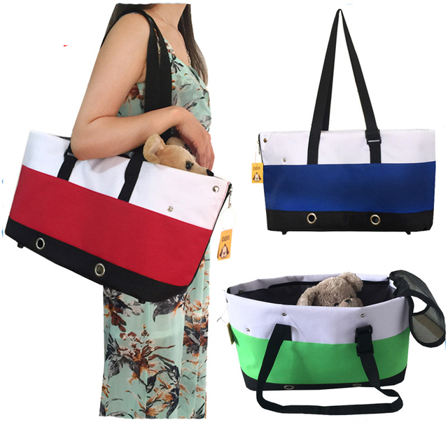 Pet Handbag Dog Carrier Baby Puppy Bag Small And Cat