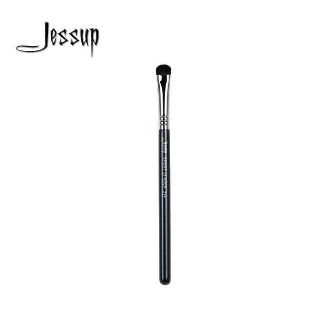 Jessup High Quality Materials Professional Face brush Makeup brushes Short Shader Brush 214