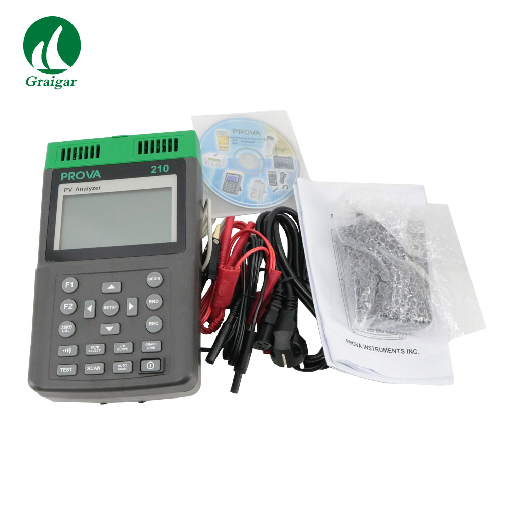 PROVA210 Solar Module Analyzer Original PV Analyzer PROVA 210