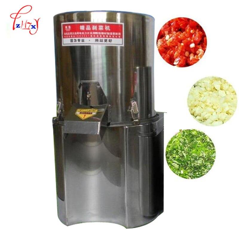 100-200 KG/H Multifuncional Vegetal cortador De legumes Em Aço Inoxidável Misturador Elétrico slicer máquina de corte vegetal 1 pc