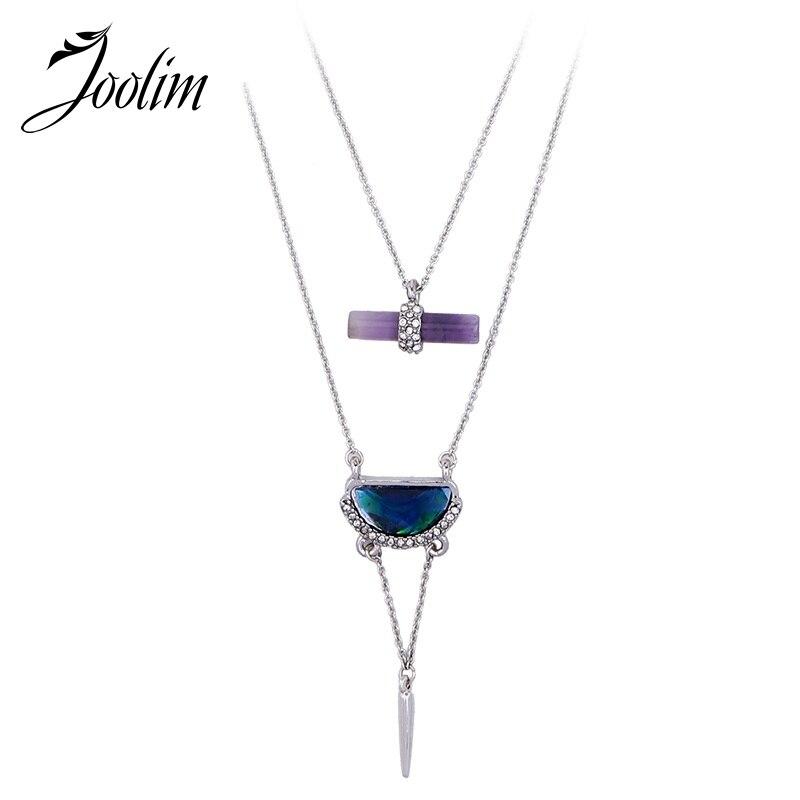 JOOLIM Jewelry Necklace Statement Wholesale Free shipping