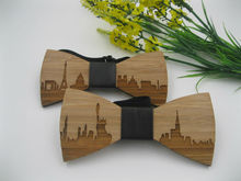 Мужские аксессуары Wooden Bow Tie For