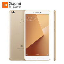 "Xiaomi Mi Max 2 32GB ROM 4GB RAM Max2 Mobile Phone Snapdragon 625 Octa Core 5300mAh Battery 6.44"" 1080P MIUI 8 Original(China)"