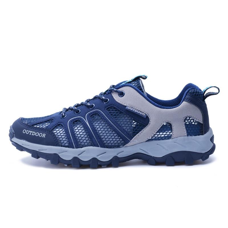 Verano Mesh Air Upstream Shoe zapatos casuales al aire libre para - Zapatos de hombre - foto 1