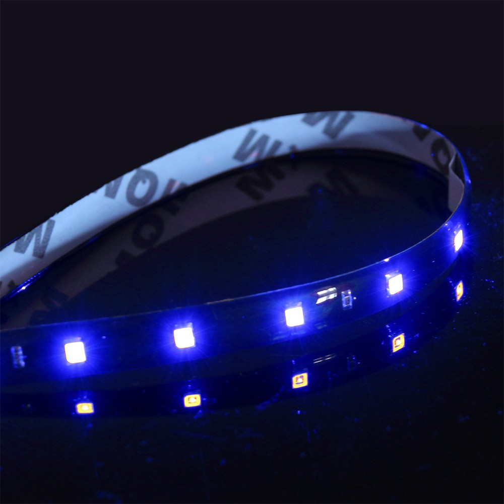 LED Strip 12V 30CM 15SMD 2835LED flexible Waterproof led light White,Red,Green,Blue,Yell ...