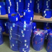 1 кг ПВХ термоусадка трубка 18-350 мм синий для упаковки в термоусадочную пленку термоусадочные трубки 18650 для изоляции аккумулятора термоусад...