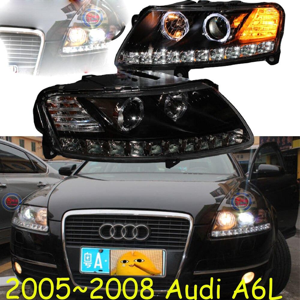 HID,2005~2008 Car Styling for Aude A6L Headlight,canbus ballast,A6L Fog lamp,A4,A5,A8,Allroad,Quattro,Q3,Q5,Q7,S3,A6L head lamp it8712f a hxs