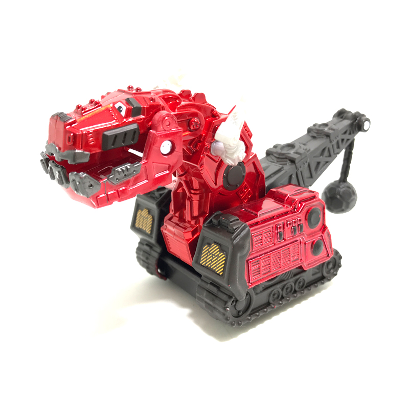 TY RUX Dinosaur Truck Removable Dinosaur Toy <font><b>Car</b></font> for Dinotrux Mini <font><b>Models</b></font> New Children's Gifts Toys Dinosaur <font><b>Models</b></font> child Toys image