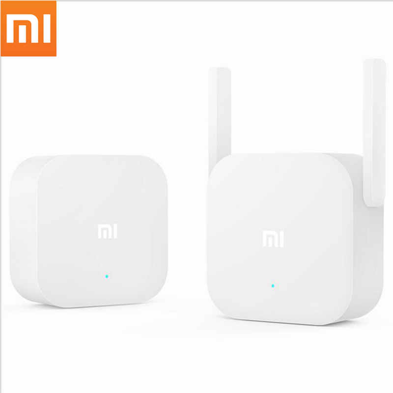 ФОТО Original Xiaomi WiFi Electric Cat Mi Wifi Power Cat 2.4G Wireless Range Extender Router Millet Access Point Signal Amplifier