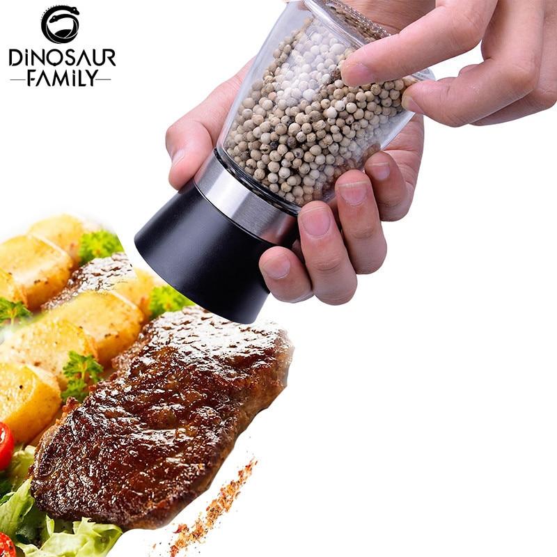 Kitchen Gadgets Pepper Mill Black Pepper Mill Garlic Mill