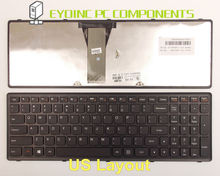 Laptop Keyboard For Lenovo Ideapad S500 S500-IFI S500-ITH S510 S510P Touch 15.6″ US Version