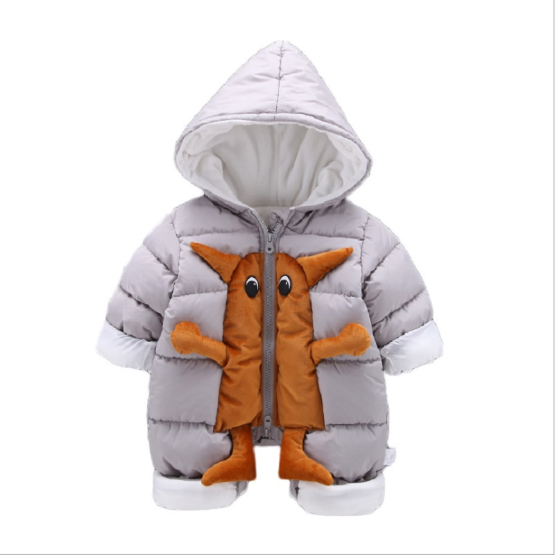 Winter Baby Romper Newborn Boy Girl Costume Baby Clothes Unisex Long Sleeve Romper Newborn Jumpsuit new n9400gt md1gt n9400gt td1g n9500gt graphics card fan rk7015b diameter 65mm 12v 0 14a