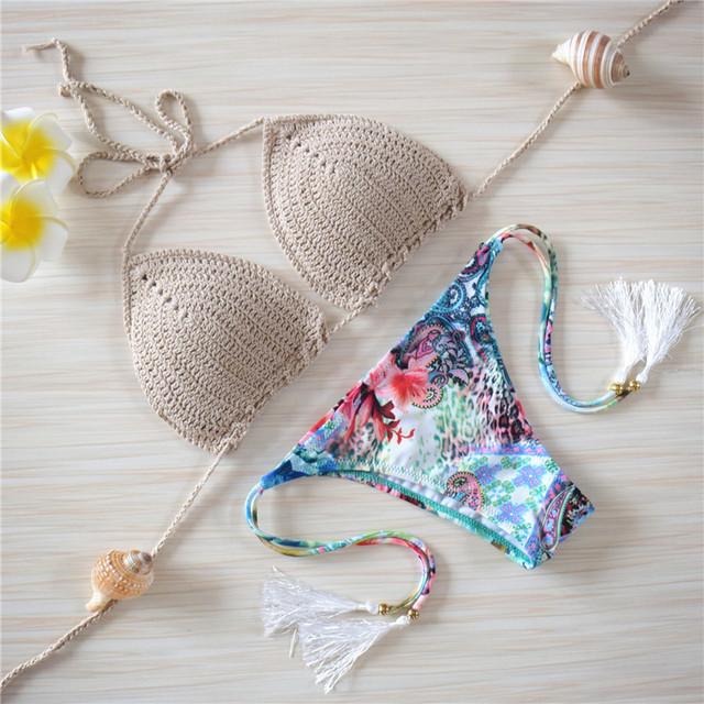 2017 Vintage Summer Bikini