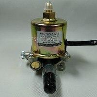 Free shipping Nippon Burner parts Electromagnetic Pump VSC63A5 2 for Methanol Burner Diese Oil Burner