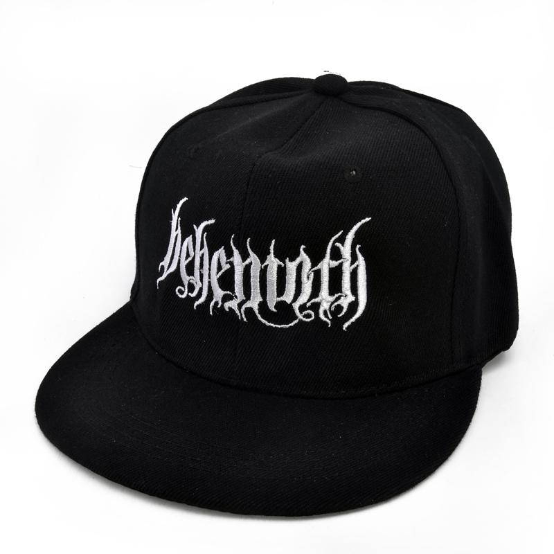 a075360da9365 New Hip Hop DEATH HEAVY METAL PUNK Band Behemoth Eagle Cap Men ...