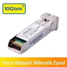 10Gtek For SFP-10G-SR 10GBASE-SR SFP+ Transceiver Module for MMF 850nm 300M