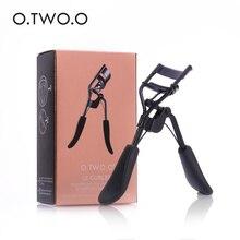 O.TWO.O maquillaje rizador de pestañas herramientas de belleza señora mujer pestañas naturaleza Curl estilo lindo pestañas rizador de pestañas 2 colores