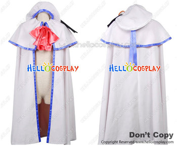 Little Busters Cosplay Kudryavka Noumi Cloak Hat Costume H008 image