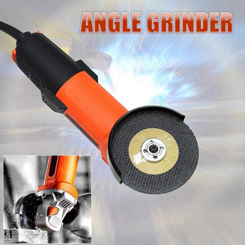 цена на Best Price 220V 1010W 9000R/Min 100MM Multifunctional Polishing Machine Angle Grinder Cut Car Polisher Home Polishing Power Tool