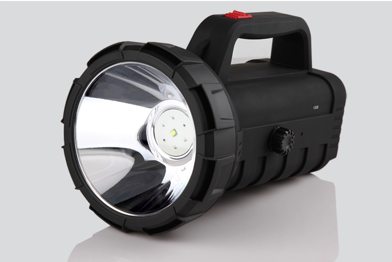 Portable Lantern Rechargeable Bright Ultra Long-distance Household Outdoor Long-range 5000 High Power Searchlight Car use outdor