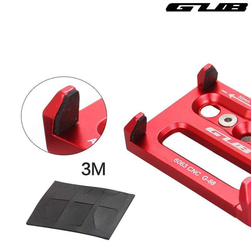 GUB мобильный телефон G88, многофункциональный держатель для велосипеда, мобильный телефон, кронштейн для мотоцикла, GOPRO, Спортивная камера, держатель для лампы