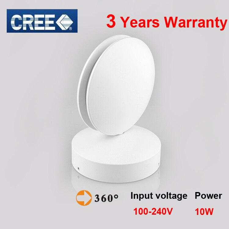 6 w 10 w Outdoor Led Lampade Da Parete Impermeabile applique Su e giù illuminazione laterale - 3